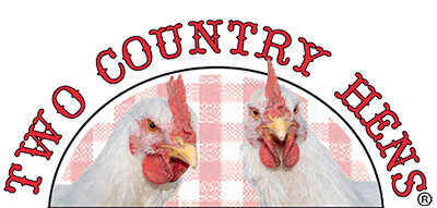 Two Country Hens